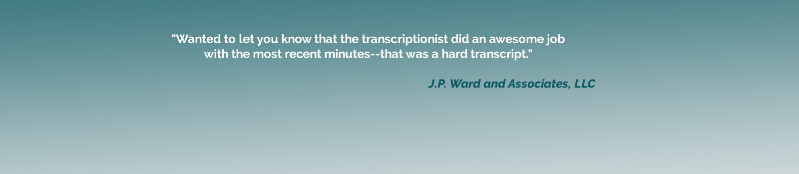 Transcription Experts_Testimonials8